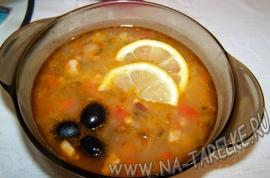 Суп-солянка
