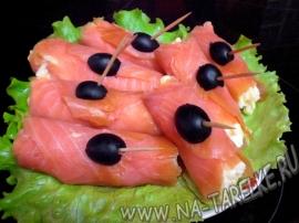 Рыбные блюда на праздничный стол и рецептами