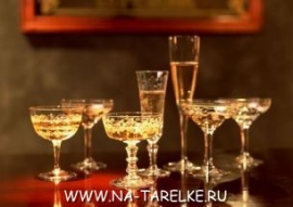 Абрикосовое Шампанское с ромом